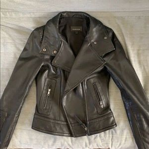 Mackage Kenya Leather Jacket - Mint Condition